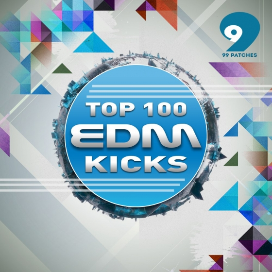 99 Patches TOP 100 EDM Kicks WAV-AUDIOSTRiKE